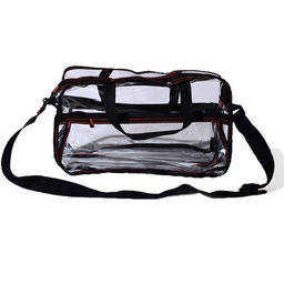 Ondgo 101 Carry On Set Bag Clear Medium