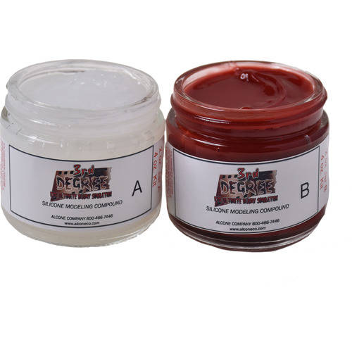 3rd Degree, Blood Red, 8 oz  Kit | Alcone Company