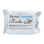 Alcone Company Make-Off Makeup Remover Cloths, 30 Count, Pop Up Pack